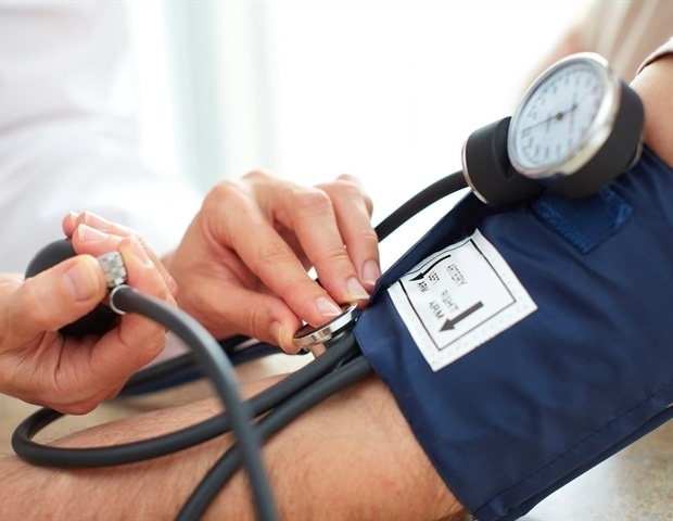 Blood pressure-lowering medication can prevent serious cardiovascular conditions