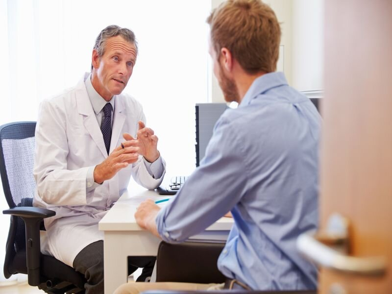 Healthy living helps ward off deadly prostate cancers in men at high risk