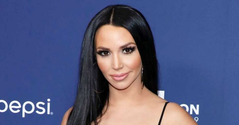 Pregnant Scheana Shay Claps Back at Insta Troll Telling Her to 'Age Gracefully'
