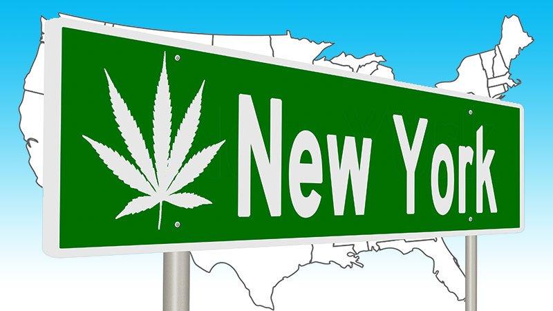 New York Legalizes Recreational Marijuana Use