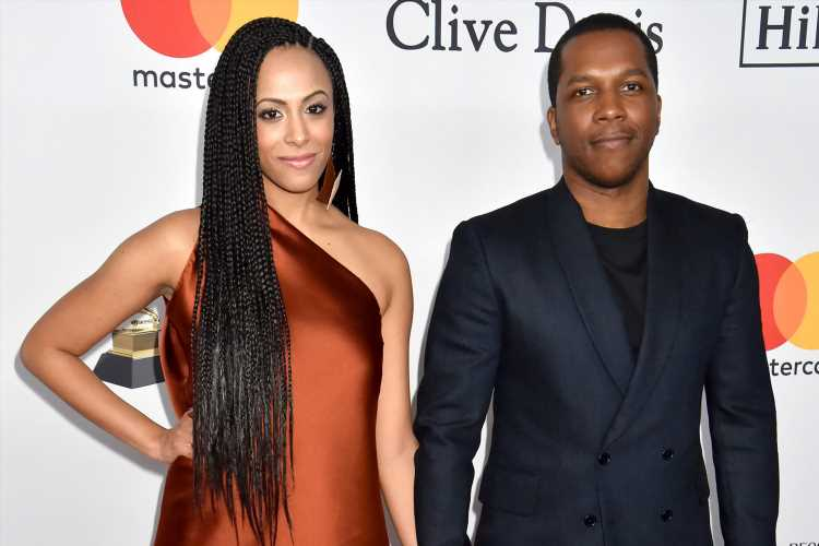 Leslie Odom Jr. and Wife Nicolette Robinson Welcome Second Child, Son Able Phineas