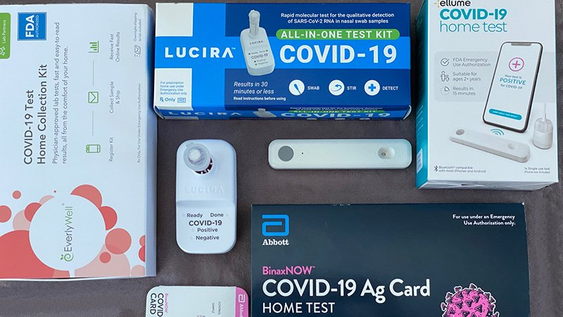 Rapid COVID Tests Are Coming to Stores Near You