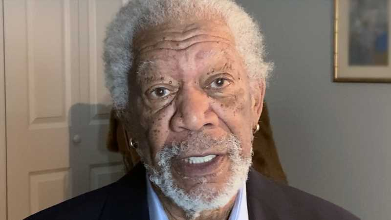Why Morgan Freeman's New PSA Is Raising Eyebrows