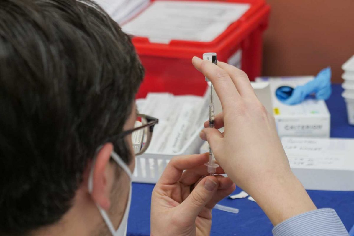 COVID is surging in the world's most vaccinated country. Why?