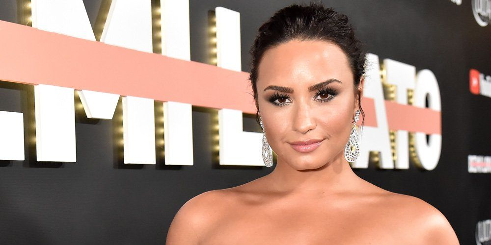 Demi Lovato Revealed Intimate Details About Their Recent Eating Disorder Relapse