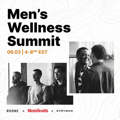 These Guys Shared What It Really Means to Be Mentally Healthy