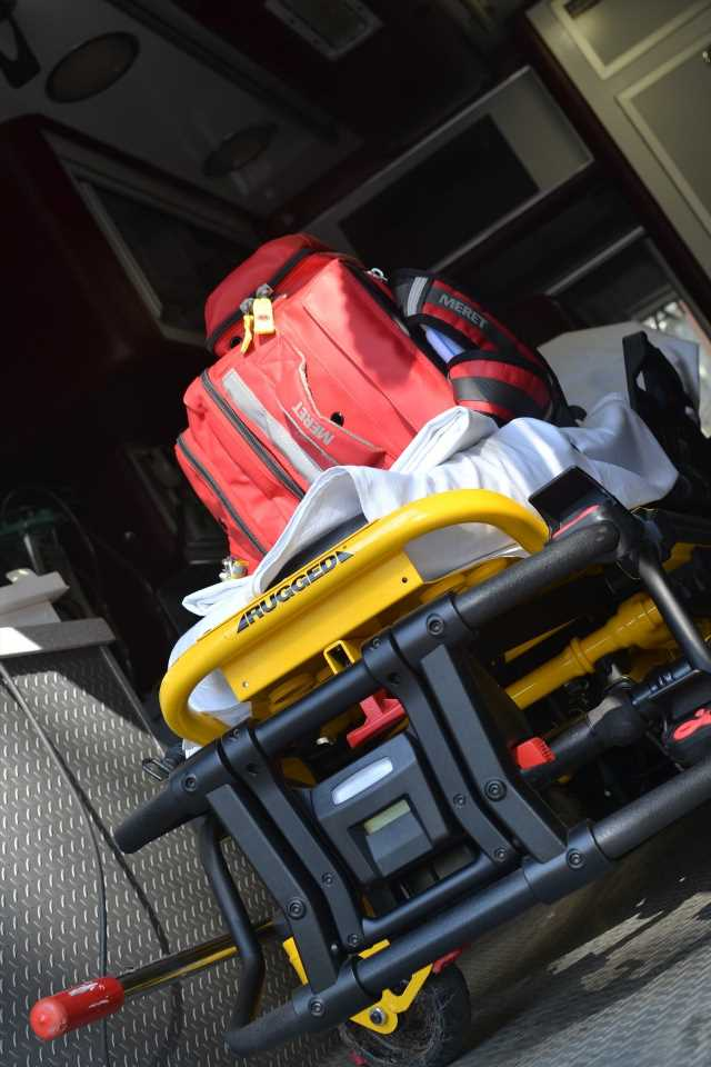 Victorian paramedics are experiencing high levels of psychological distress