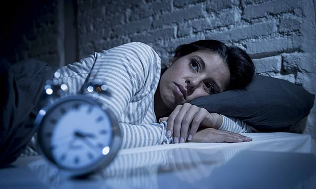 Brisk walk could undo damage of poor sleep in insomniacs, study finds
