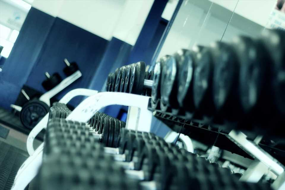 Find your way back to the gym, but safely