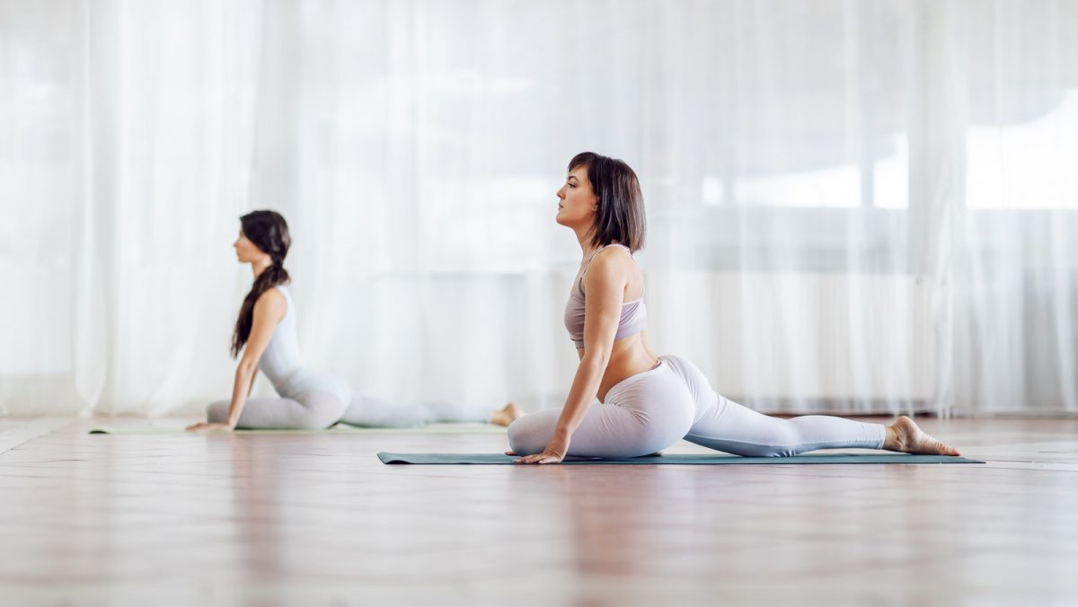 Why You Should Practice This Yoga Pose A Few Times A Week