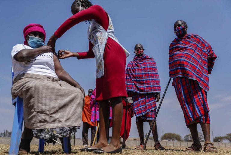 Amid talk of boosters, global vaccine disparity gets sharper