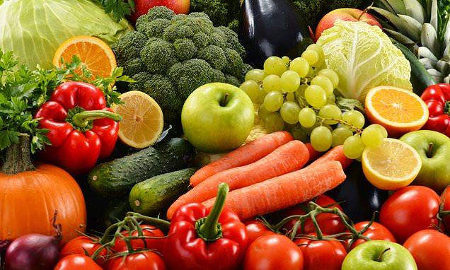 Eating fruit and vegetables 'is good for children's mental health'