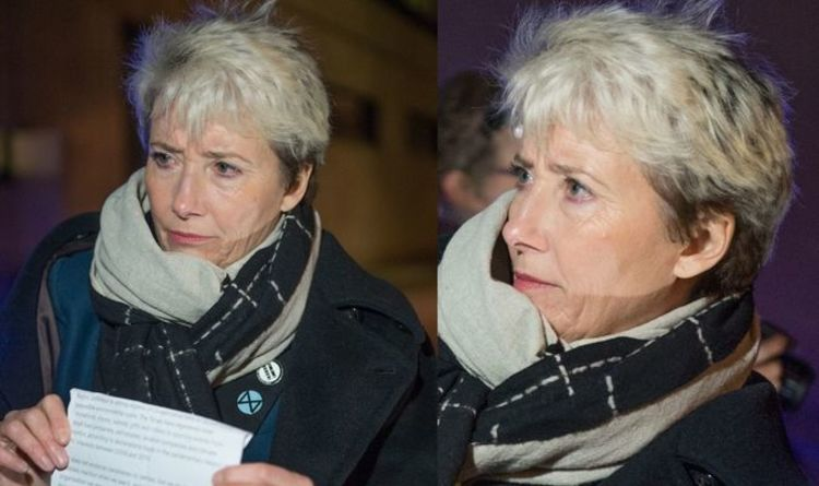 Emma Thompson health: 'It's been a great agony for me' – actress on 'painful' condition
