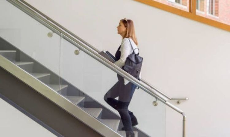 Heart disease: Are you at risk? Simple stairs test could help detect the deadly condition