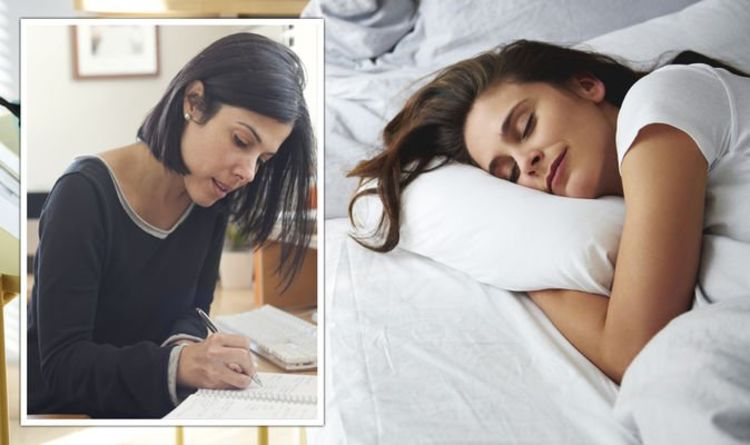 How to sleep: The pre-bedtime trick that has 'similar effect to sleep medicine'