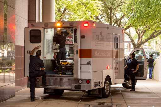 Patients treated by mobile stroke units had better outcomes: study