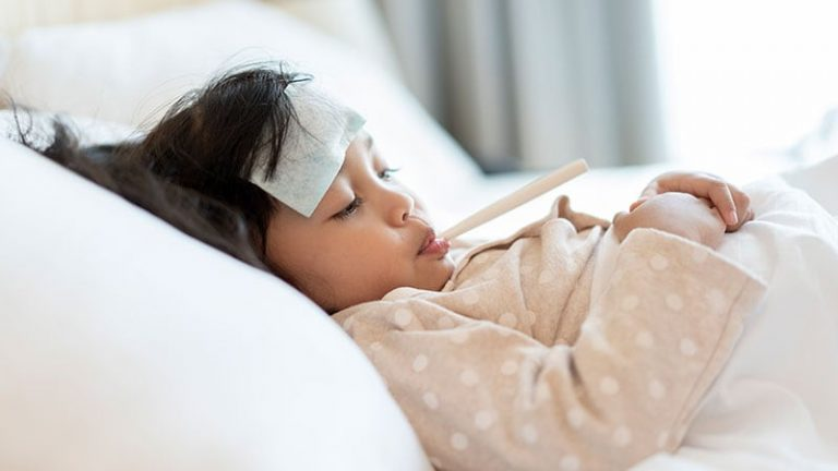 Kids Still Testing Positive for COVID-19 at High Rates